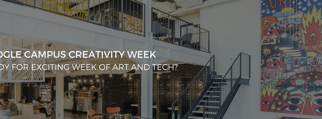 Campus Creativity Week – Post Event